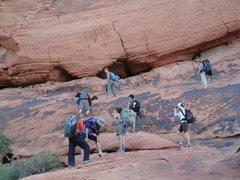 Rock Climbing Photo: Ultraman8