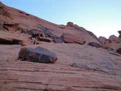 Rock Climbing Photo: Ultraman10