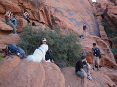 Rock Climbing Photo: Ultraman12