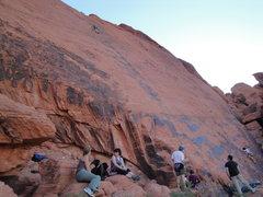 Rock Climbing Photo: Ultraman13