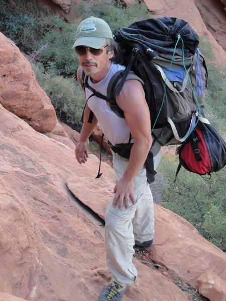 Rock Climbing Photo: Ultraman14