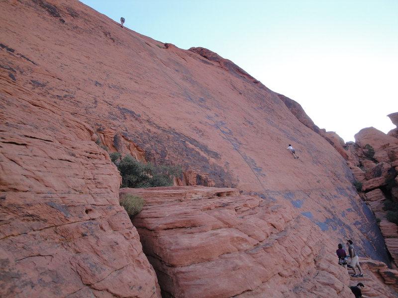 Rock Climbing Photo: Ultraman16