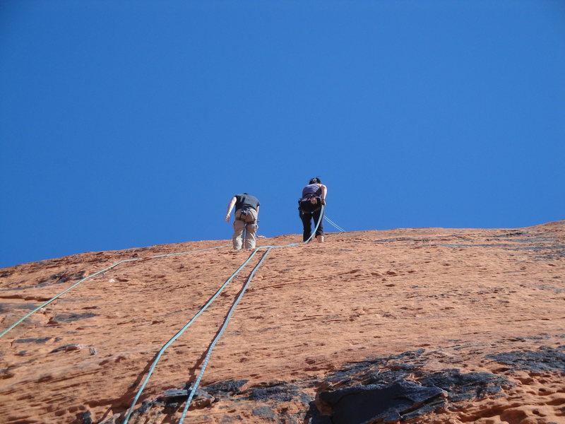Rock Climbing Photo: Ultraman17