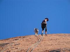 Rock Climbing Photo: Ultraman18