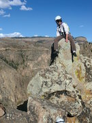 Rock Climbing Photo: Needledge.