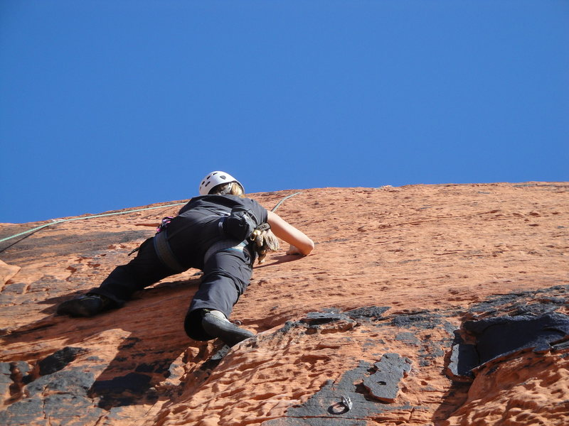 Rock Climbing Photo: ULTRAMAN19