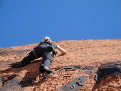 Rock Climbing Photo: ULTRAMAN19