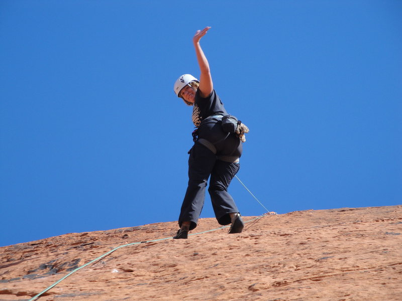 Rock Climbing Photo: Ultraman20