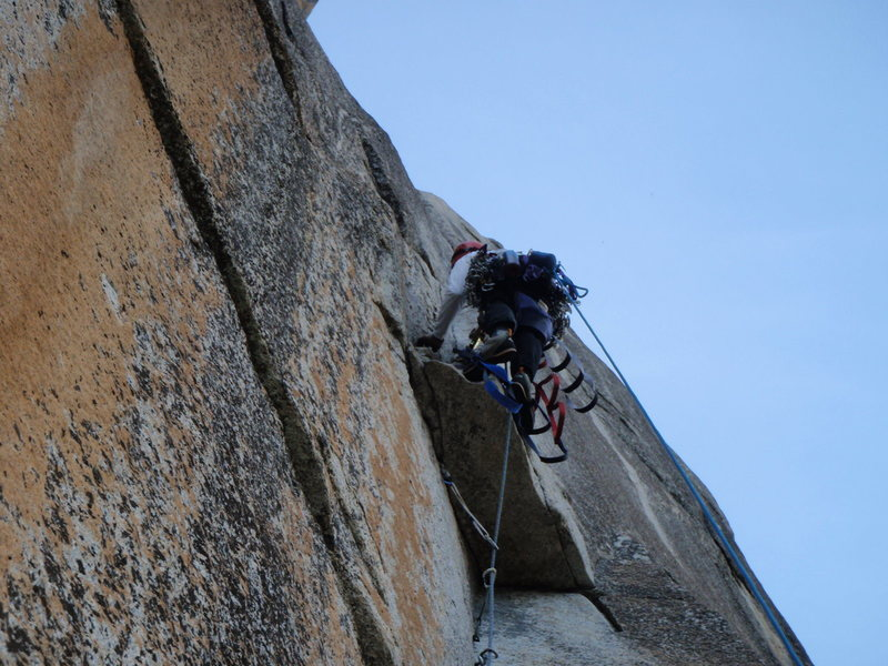 Rock Climbing Photo: more c2