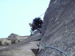 Rock Climbing Photo: fun C1