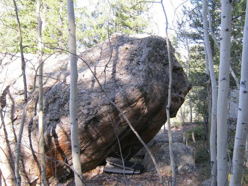 Rock Climbing Photo: Southeast Arete.