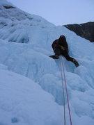 Rock Climbing Photo: 3rd pitch.