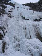 Rock Climbing Photo: 2nd rappel.