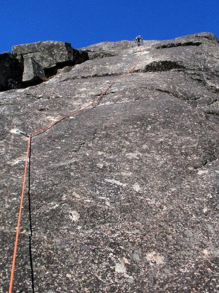 Rock Climbing Photo: Crickets