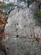 """Rock Climbing Photo: This is the face to the left of the tower. """"L..."""