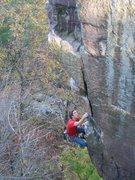 Rock Climbing Photo: Jay Knower, On-Sight.