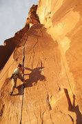 Rock Climbing Photo: scarface
