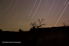 Star Trails of Indian Creek, UT <br /> <br />More Photos by Nick Pease Photography at <br /><a href='http://www.facebook.com/pages/Boulder-CO/Nick-Pease-Photography/136265733077843?ref=sgm' target='_blank' rel='nofollow' >facebook.com/pages/Boulder-CO/...</a>