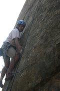 Rock Climbing Photo: Albert on Nutcracker.