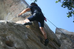 Rock Climbing Photo: RastaRaj on Nutcracker.