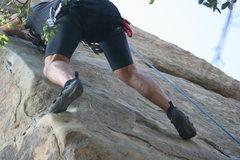 Rock Climbing Photo: RastaRaj on Nutcracker.