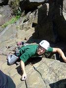 Rock Climbing Photo: Rose Bush.  2004 or so.