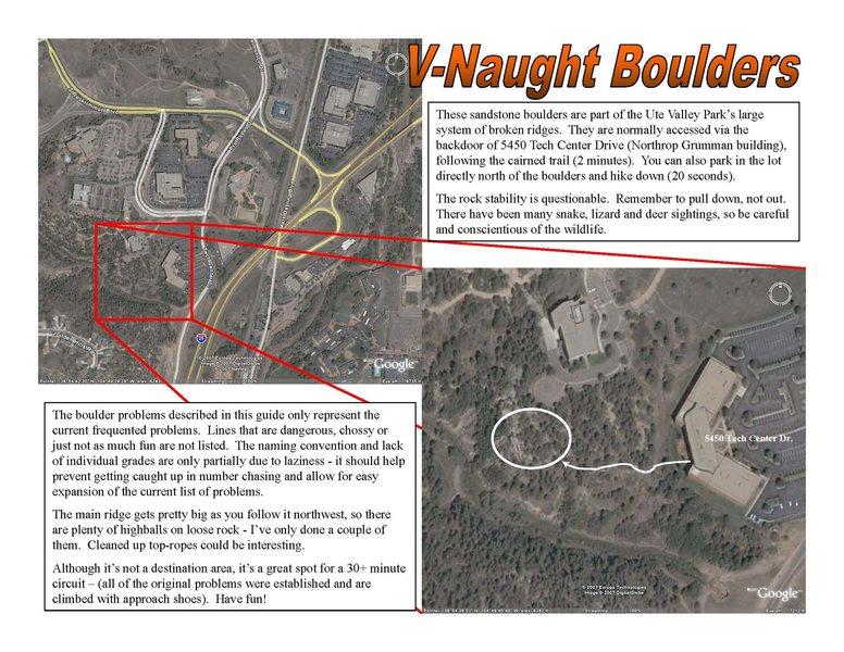 Google Earth shots, description.