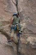 Rock Climbing Photo: Albert Ramirez  10-16-10