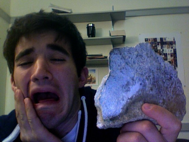 Rock Climbing Photo: A sad day for all....