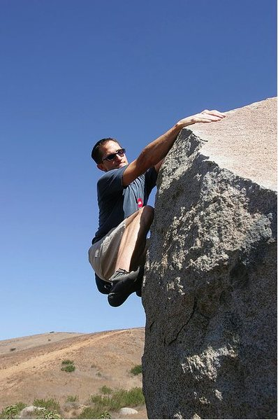 Rock Climbing Photo: Jump Start 5.11