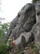 Rock Climbing Photo: SHT
