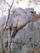 Rock Climbing Photo: Big Roof