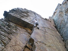 Rock Climbing Photo: Goodros