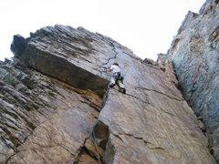 Rock Climbing Photo: Goodros