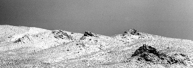 Prison Hill winter.<br> Photo by Blitzo.