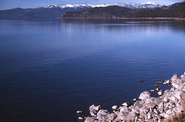 Tahoe East Shore.<br> Photo by Blitzo.
