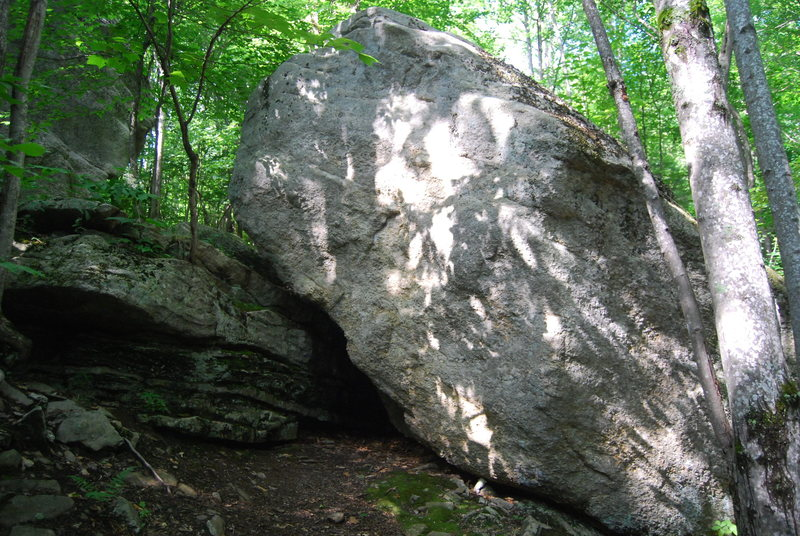 The Lower Boulder