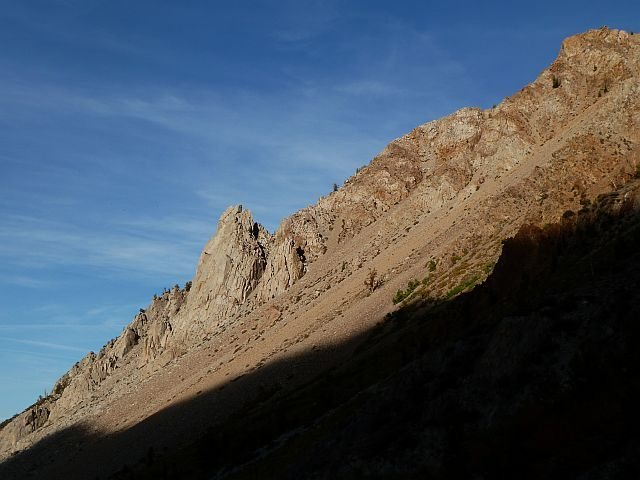Cardinal Pinnacle, Bishop Creek Area