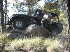 Rock Climbing Photo: Tony Lusks Baby!