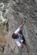 Rock Climbing Photo: Clear Creek Canyon, Capitalist Crag