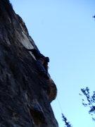 Rock Climbing Photo: Actually, its a hella-fun start, but a lot more fu...
