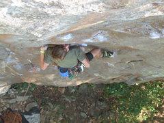 Rock Climbing Photo: Horseshoes and Hand Grenades