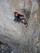 Rock Climbing Photo: blodgett canyon