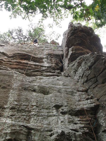 Rock Climbing Photo: Last Chance