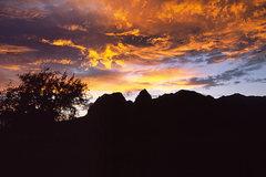 Rock Climbing Photo: Kalalea Mountain or Kong is the prominent peak in ...