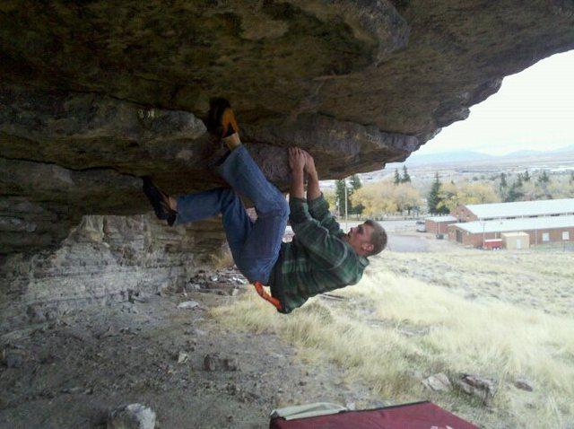 Rock Climbing Photo: Classic Western