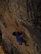 Rock Climbing Photo: jeffrey gibson leading life is good