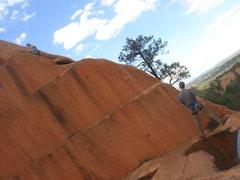 Rock Climbing Photo: Cruisin' time.  Photo by Myong.