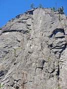 Rock Climbing Photo: Outer Space