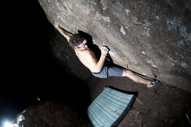 Rock Climbing Photo: Burger King - V4